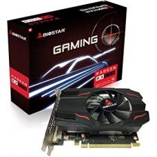 Placa de Video Biostar Radeon Rx 550 4GB, GDDR5, 128 Bit, VA5515RF41-TBMRA-BS2