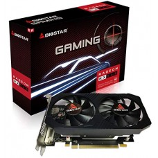 Placa de Video Biostar Radeon Rx 560-D 4GB, GDDR5, 128 Bit, VA5615RF41-TBMRA-BS2