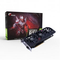 Placa de Vídeo Colorful iGame, Geforce, RTX 2060, 6GB GDDR6, 192Bit, RTX 2060 Ultra-V Triple