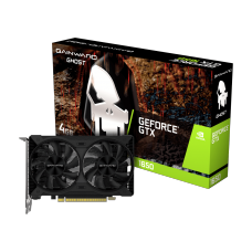 Placa de Vídeo Gainward GeForce GTX 1650 D6 Ghost, 4GB, GDDR6, 128bit, NE6165001BG1-1175D