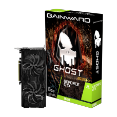 Placa de Vídeo Gainward GeForce GTX 1660 Ghost OC Dual, 6GB GDDR5, 192Bit, NE51660018J9-1161X