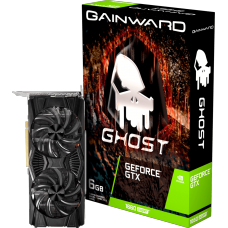 Placa de Vídeo Gainward GeForce GTX 1660 Super Ghost Dual, 6GB GDDR6, 192Bit