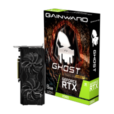 Placa De Vídeo Gainward Geforce RTX 2060 Ghost OC, 6GB GDDR6, 192Bit, NE62060S18J9-1160X