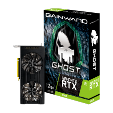 Placa de Vídeo Gainward GeForce RTX 3060 Ghost, 12GB, GDDR6, 192bit, NE63060019K9-190AU