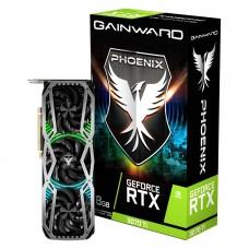 Placa de Vídeo Gainward, GeForce RTX 3070 Ti Phoenix, 8GB, GDDR6X, 256bit, LHR, NED307T019P2-1046X
