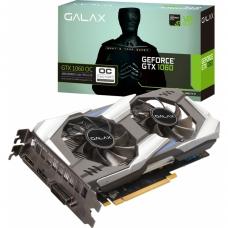 Placa de Vídeo Galax GeForce GTX 1060 OC Dual, 6GB GDDR5X, 192Bit, 60NRJ7DSV8OC