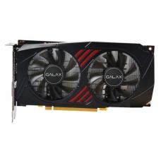 Placa de Vídeo Galax GeForce GTX 1060 OC Dual RedBlack, 6GB GDDR5X, 192Bit, 60NRJ7DSX1PO