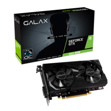 Placa de Vídeo Galax GeForce GTX 1650 Super EX (1-Click OC), 4GB GDDR6, 128Bit, 65SQL8DS61EX