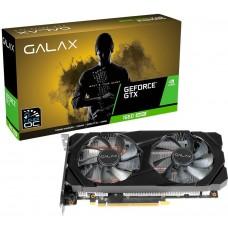 Placa de Vídeo Galax, GeForce, GTX 1660 Super, Dual, 1-Click OC, 6GB, GDDR6, 192Bit, 60SRL7DSY91S