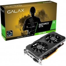 Placa de Vídeo Galax GeForce GTX 1660 Super EX (1-Click OC) Dual, 6GB GDDR6, 192Bit, 60SRL7DS03ES