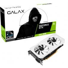 Placa de Vídeo Galax GeForce GTX 1660 Super EX (1-Click OC) Dual, 6GB GDDR6, 192Bit, White, 60SRL7DS04WS