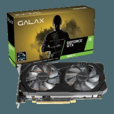 Placa de Vídeo Galax GeForce GTX 1660 Ti OC (1-Click OC) Dual, 6GB GDDR6, 192Bit, 60IRL7DSY91C