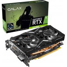 Placa de Vídeo Galax GeForce RTX 2060 Super Elite, 8GB GDDR6, 256Bit, 26ISL6HP09MN