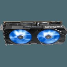 Placa de Vídeo Galax Geforce RTX 2070 EX OC Dual, 8GB GDDR6, 256Bit, 27NSL6UCV1OC
