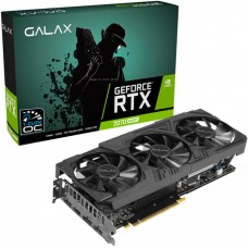 Placa de Vídeo Galax GeForce RTX 2070 Super EX Gamer Black, 8GB GDDR6, 256Bit, 27ISL6MDW0BG