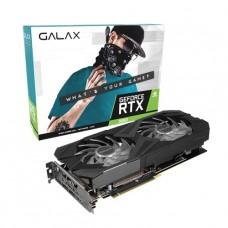 Placa de Video GALAX, GeForce RTX 3060, (1-Click OC), LHR, 12GB, GDDR6, DLSS, Ray Tracing, 36NOL7MD2NEX