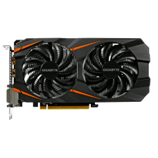 Placa de Vídeo Gigabyte Geforce GTX 1060 Windforce OC Dual, 3GB GDDR5, 192Bit, GV-N1060WF2OC-3GD
