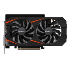 Placa De Vídeo Gigabyte Geforce GTX 1060 Windforce OC Dual, 6GB GDDR5, 192Bit, GV-N1060WF2OC-6GD