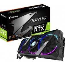 Placa de Vídeo Gigabyte GeForce RTX 2070 Super, 8GB GDDR6, 256Bit, GV-N207SAORUS-8GC