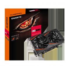 Placa de Vídeo Gigabyte Radeon RX 550 Gaming OC, 2GB, GDDR5, 128bit, GV-RX550GAMING OC-2GD