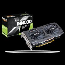 Placa de Vídeo Inno3D GeForce GTX 1650 Super Twin X2 OC, 4GB GDDR6, 128Bit, N165S2-04D6X-1720VA31