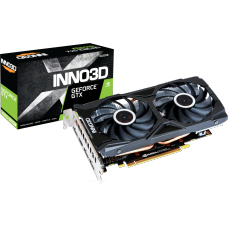 Placa de Vídeo Inno3D GeForce GTX 1660 Super Twin X2, 6GB GDDR6, 192Bit, N166S2-06D6-1712VA15L
