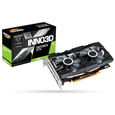 Placa de Vídeo Inno3D GeForce GTX 1660 Twin X2, 6GB GDDR5, 192Bit, N16602-06D5-1521VA15