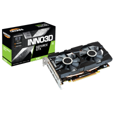 Placa de Vídeo Inno3D GeForce GTX 1660 Twin X2, 6GB GDDR5, 192Bit