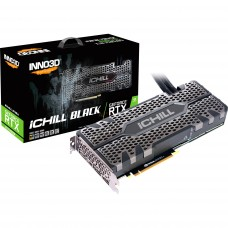 Placa de Vídeo Inno3D GeForce RTX 2070 Super iChill Black, 8GB GDDR6, 256Bit, C207SB-08D6X-11800004