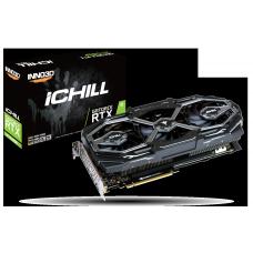 Placa de Vídeo Inno3D GeForce RTX 2070 Super iChill X3 Ultra, 8GB GDDR6, 256Bit, C207S3-08D6X-1780VA26