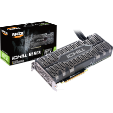Placa de Vídeo Inno3D GeForce RTX 2080 Super iChill Black, 8GB GDDR6, 256Bit, C208SB-08D6X-11800004