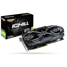 Placa de Vídeo Inno3D GeForce RTX 2080 Super iChill X3 Ultra, 8GB GDDR6, 256Bit, C208S3-08D6X-1780VA26