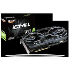 Placa de Vídeo Inno3D GeForce RTX 2080 Super iChill X3 Ultra, 8GB GDDR6, 256Bit, C208S3-08D6X-1780VA26