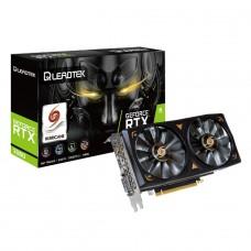 Placa de Vídeo Leadtek WinFast GeForce RTX 2060 Hurricane, 6GB, GDDR6, 192bit
