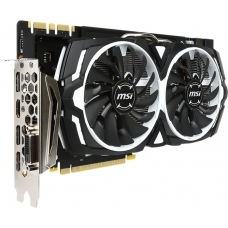 Placa de Video MSI GeForce GTX 1080 ARMOR 8G OC 8GB GDDR5X PCI-EXP 912-V336-004-I