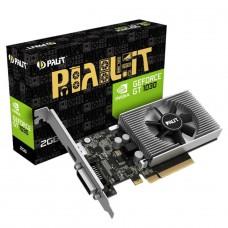 Placa de Vídeo Palit, GeForce, GT 1030, 2G, GDDR4, 64 bit, NEC103000646-1082F