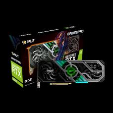 Placa de Vídeo Palit NVIDIA GeForce RTX 3070 GamingPro, 8GB, GDDR6, 256bit, LHR, NE63070019P2-1041A