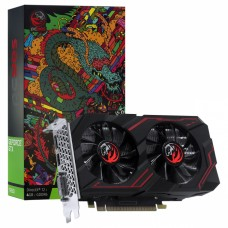 Placa de Vídeo PCYes Geforce GTX 1650 Graffiti Series, 4GB GDDR6, 128bit, PA1650412820DR6