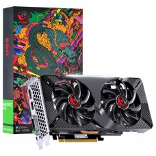 Placa de Vídeo PCyes GeForce GTX 1660 Dual, 6GB GDDR5, 192Bit, PPOC166019206G5