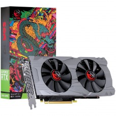 Placa de Vídeo Pcyes Geforce RTX 2060 Super Graffiti Series, 8GB GDDR6, 256Bit, PA2060SRTX25608G6FS