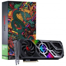 Placa de Vídeo PCYes, GeForce RTX 3070 Grafitti, 8GB, GDDR6, 256Bit, PP3070GP8DR6256