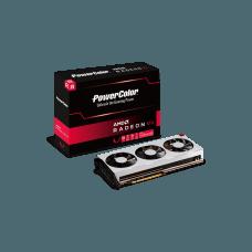 Placa de Vídeo Power Color Radeon VII, 16GB HBM2, 4096Bit, AXVII 16GBHBM2-3DH