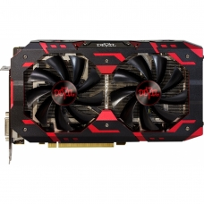 Placa de Vídeo PowerColor Radeon RX 580 Red Devil Dual, 8GB GDDR5, 256Bit, AXRX 580 8GBD5-3DH/OC