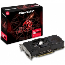 Placa de Vídeo PowerColor Radeon RX 550, 4GB GDDR5, 128Bit, AXRX 550 4GBD5-DHA