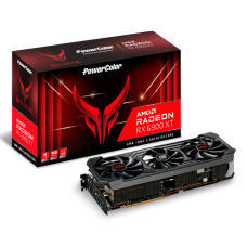 Placa de Vídeo PowerColor Radeon RX 6900 XT Red Devil, 16GB, GDDR6, 256bit, AXRX 6900XT 16GBD6-3DHE/OC