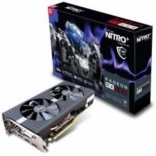 Placa de Vídeo Sapphire Radeon RX 580 Nitro+ Dual, 4GB GDDR5, 256Bit, 11265-31-20G