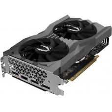 Placa de Vídeo Zotac GeForce GTX 1660 Ti AMP! Dual, 6GB GDDR6, 192Bit, ZT-T16610D-10M
