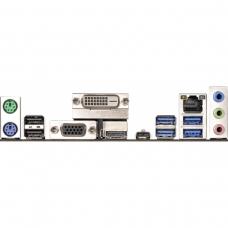 Placa Mãe ASRock AB350M Pro4, Chipset B350, AMD AM4, mATX, DDR4