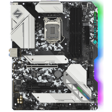 Placa Mãe AsRock B460 Steel Legend,Chipset B460, Intel LGA 1200, ATX, DDR4