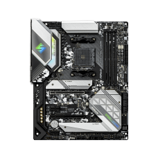 Placa Mãe AsRock B550 Steel Legend, Chipset B550, AMD AM4, ATX, DDR4, 90-MXBDF0-A0UAYZ